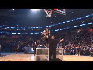 DeAndre Jordan Gets Help from DJ Khaled for 1st Dunk | 02.18.17