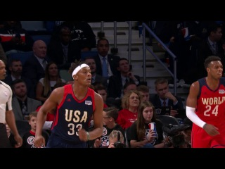 Myles Turner Throws Down The Alley Oop With EMPHASIS   02.17.17