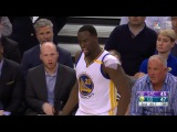 Warriors Draymond Green gets 2 techs in 1st half, ejected vs. Kings (02.15.2017)