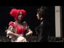 Caught video clipping, Bri James, Baby sister location and cat woman, winners of vidcon cosplay