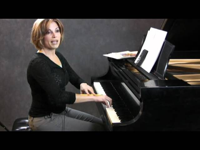 Piano Tip from Christie Peery: Wrist Position