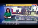Новости на «Россия 24» • Сезон • Семиметровый пожар в Эрмитаже потушили 18 расчетов