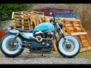 Sportster 48 first ride review Beach Bobber 48