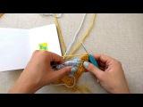 How to Decrease in C2C Crochet