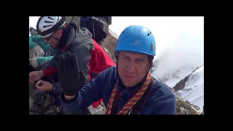 Путешествие в Азербайджан через альплагерь Безенги