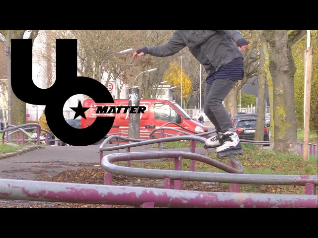 Eugen Enin ROPE DANCER UC Wheels Circus Line Promo 2017