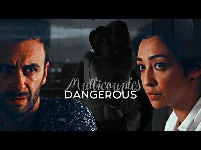 Multicouples   Dangerous [ SpacesInBetween DemonOfHeaven]
