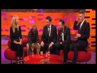 HURTS - Graham Norton Show 2013
