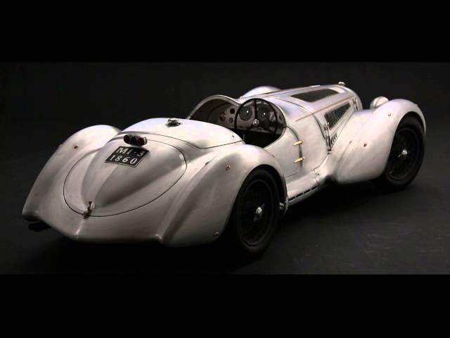 HVR Project, with Michael Simcoe: 1939 Alfa Romeo 6c 2300 MM Spider