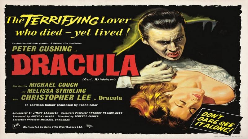 Дракула (1958) (Dracula)