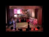 Цыганский танец. Сударушки.  Концовка.