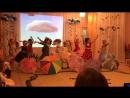 Осенний бал ч.9, танец с зонтиками