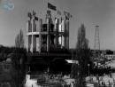 Na MTP. targi Poznańskie 1949