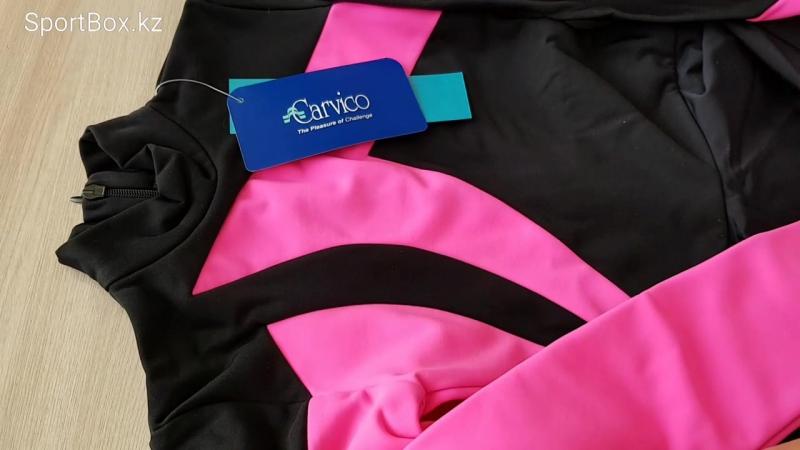 Термоплатье Кэрриган для фигурного катания черное с ярко розовым смотреть онлайн без регистрации