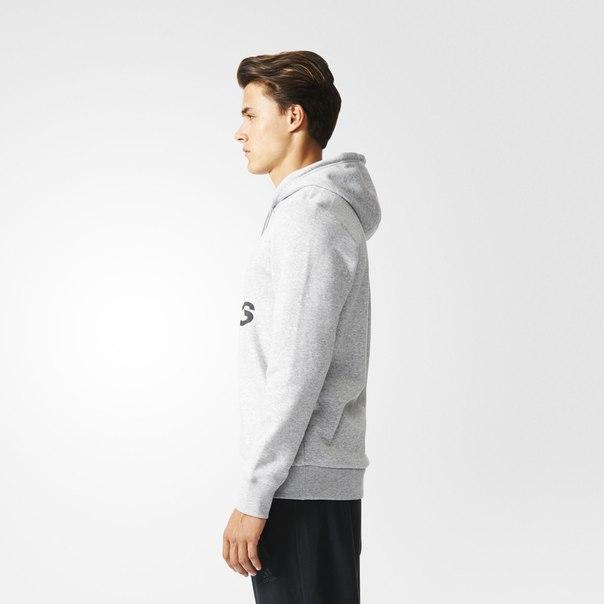 Джемпер с капюшоном Sport Essentials Logo