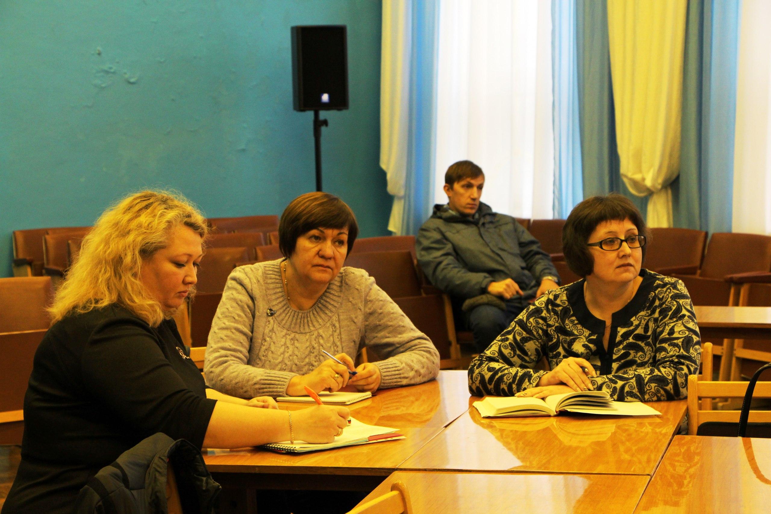Под председательством руководитель администрации состоялось заседание штаба по подготовке к отопительному сезону