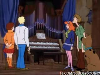 Scooby Doo Capitulo 16 Una Noche de Espanto Causa Quebranto