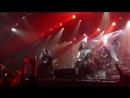 † Powerwolf † - Blessed Possessed Tour 2017 29.10.17 Санкт-Петербург А2