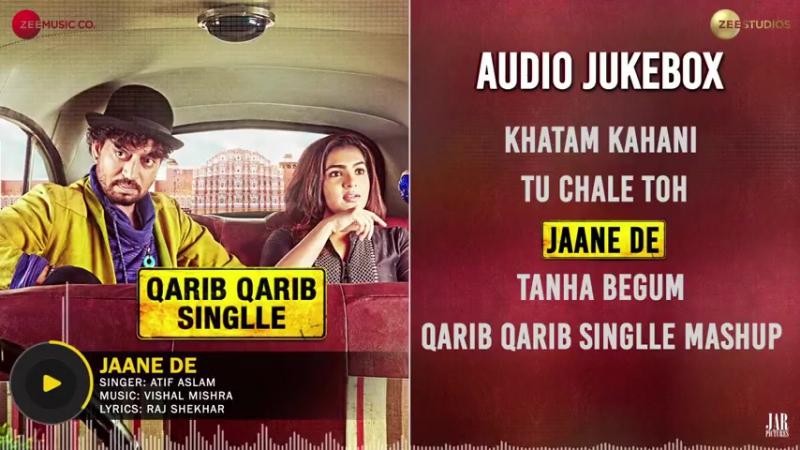 Qarib Qarib Singlle 2017 - Full Movie Audio Jukebox Irrfan Parvathy