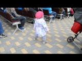 Даже детками нравится правильная музыка!