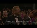 Кристофер Нолан вручает Кеннету Бране премию BAFTA Britannia Award 2017 г.