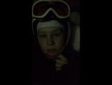 После лыжни!❤✨