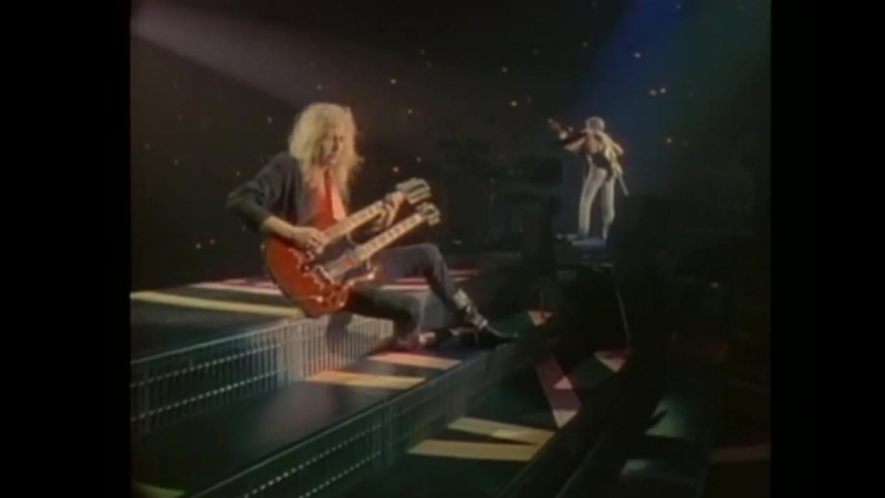 Def Leppard - Bringin On the Heartbreak (live 1988)