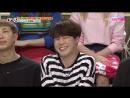 160426 SBS Star King BTS - Jimin teacher