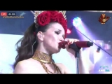 Наталия Орейро на фестивале Villa Mar