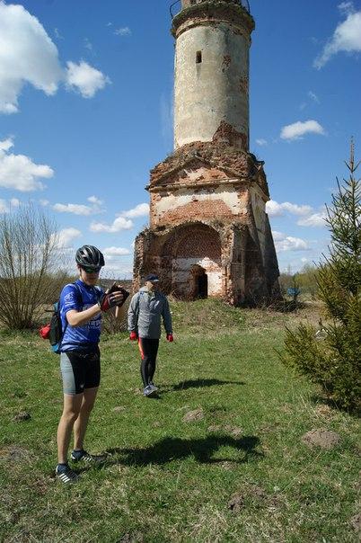 25 июня (в воскресенье) состоится велопоход по маршруту: Торжок-Голобо