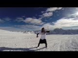 БАРМЕН - Эльбрус Высота над уровнем моря 4200 м.