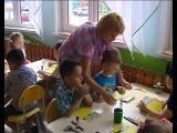 Открытый урок  в детском саду Василий Баранов