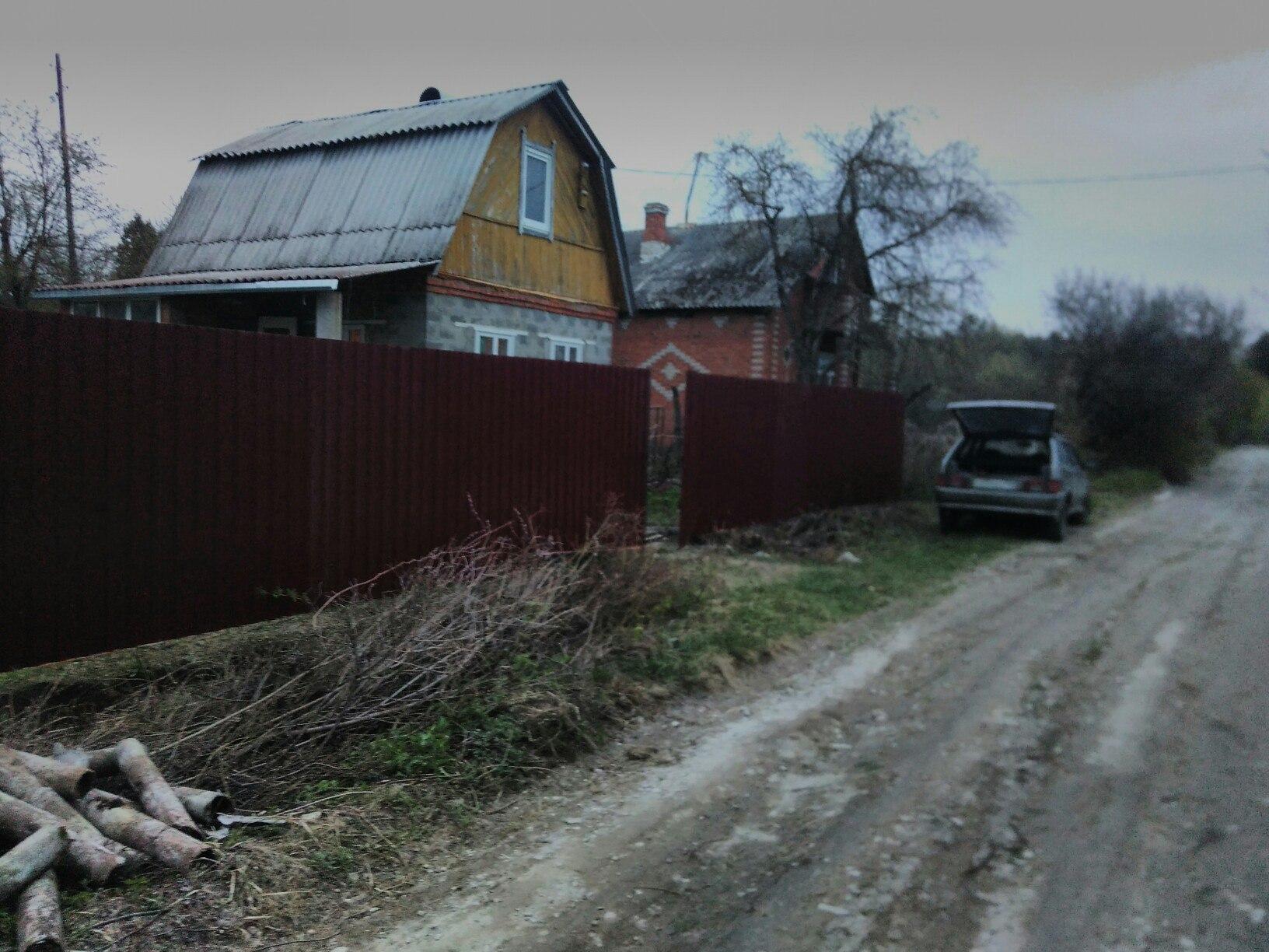 Строительство заборов в Коломенском районе и Коломне