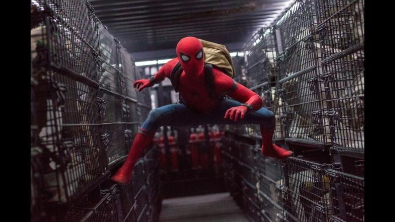 человек паук возвращение домой (2017)