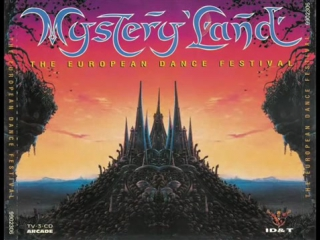 Mystery Land Live  -  CD1 Thunderdome (Dutch Gabba Hardcore Gabber Techno Rave)
