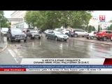 Экстренное предупреждение от МЧС Сегодня в Крыму ожидаются сильные ливни, грозы, град и шквал 20-25 метров в секунду. Во время н