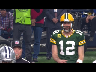 NFL 2016-2017 / NFC Divisional Playoff / Green Bay Packers - Dallas Cowboys / 1Н / 15.01.2017 / EN