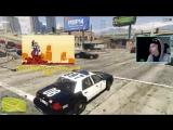 GTA 5 Игра за Полицейского #3 - СЕРЖАНТ!! (ГТА 5 МОДЫ LSPDFR)
