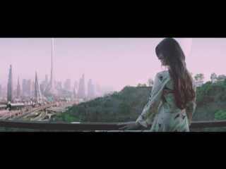 Lana Del Rey - White Mustang (Official Video) (новый клип 2017 Лана Дел Рей)