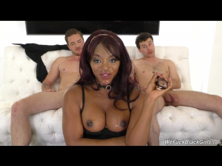[WeFuckBlackGirls] Jasmine Webb [HD 1080, Big Tits, Blowjob, Cumshot, Ebony, Facial, Interracial, MILF, Oral, Sex, Squirting]