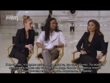 Зендая, Селин Дион и Лоу Роуч дали интервью для журнала Hollywood Reporter.