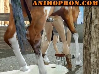 3d порно sheena horse
