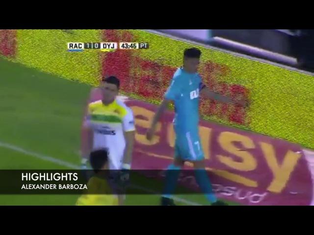 ALEXANDER BARBOZA HIGHLIGHTS