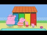Peppa Pig English - Swimming