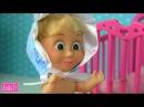 КОЛЯСКА ДЛЯ МАШИ Bad Baby Мама Барби Маша и Медведь Вредные детки Мультик Куклы