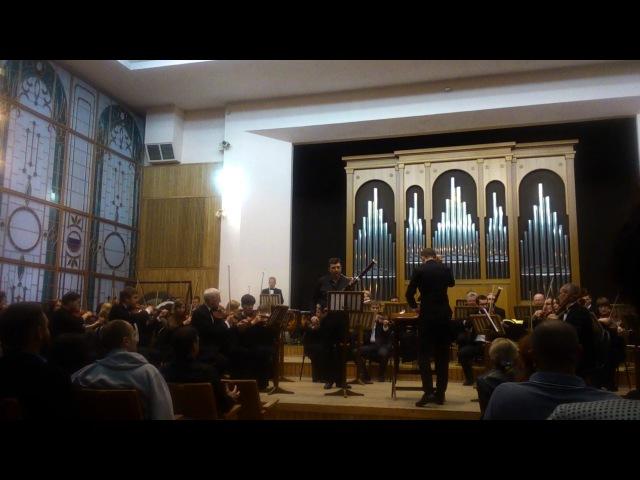 Иржи Пауэр - Концерт для фагота с оркестром, солист Сергей Сергиенко