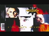 2 Fabiola I'm On Fire Euro Dance
