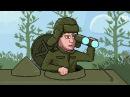 Самый смешной мультик про игру World Of Tanks