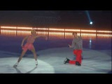 Tatiana Volosozhar -Maxim Trankov - Bleeding love Art on Ice Helsinki