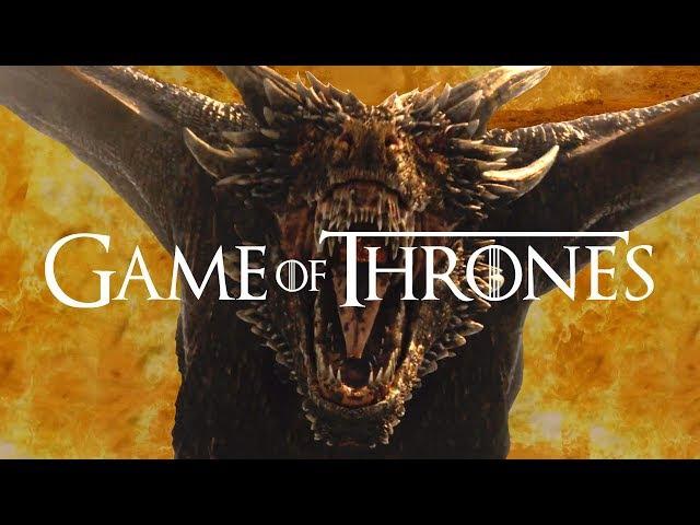 Recreating Game Of Thrones Dragon Battle